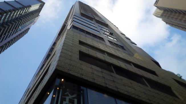 香港ホテル